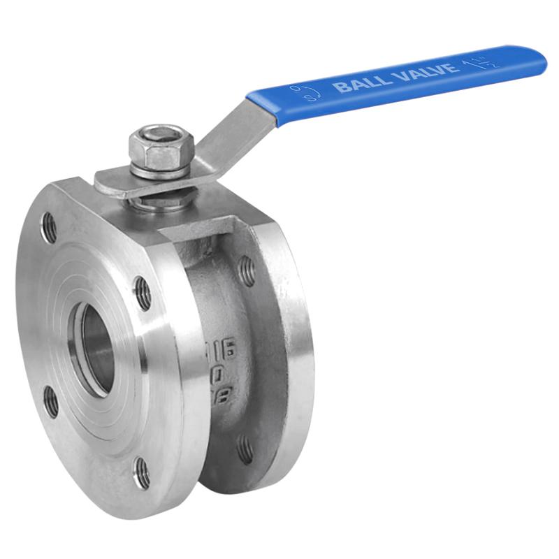 LN-Q1AFL-Wafer ball valve 150LBS