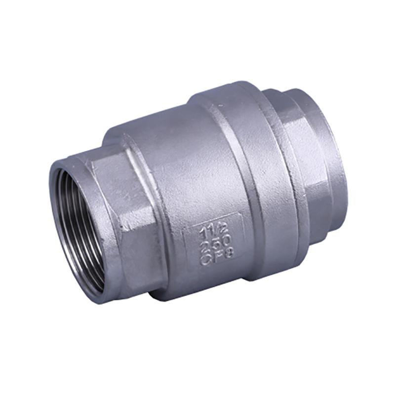 LN-H12T- Vertical check valve 800PSI