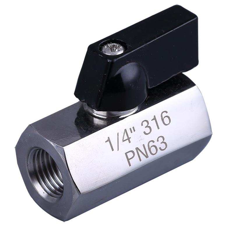 LN-Q1TMM-Mini ball valve