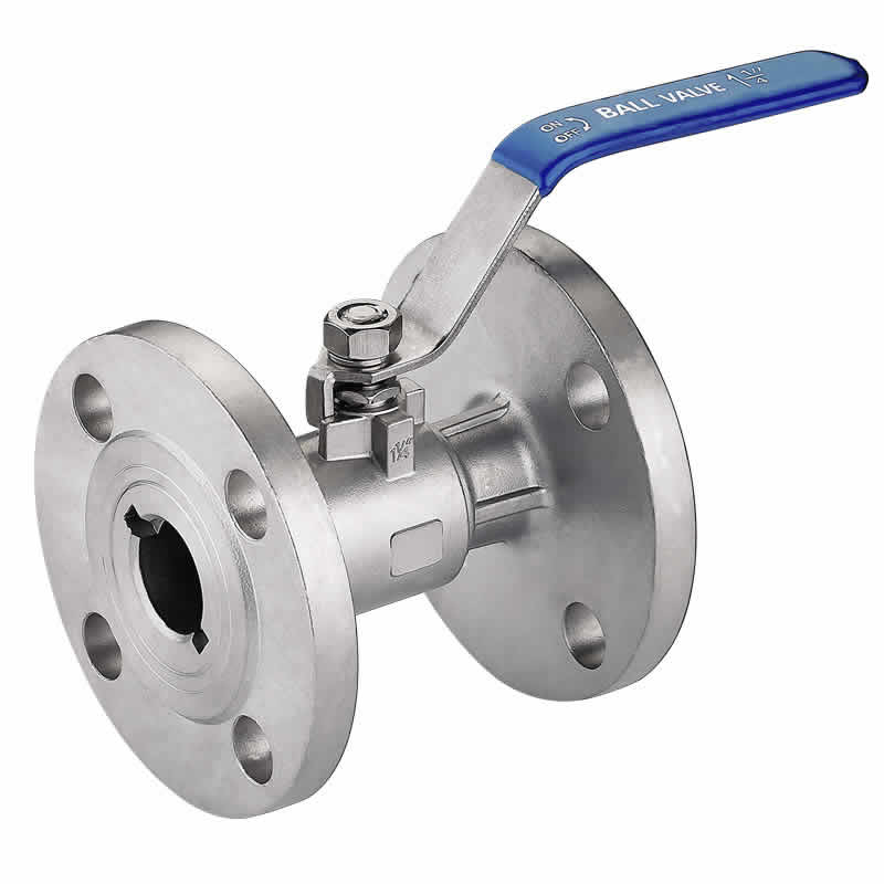LN-Q1AF1-1PC Flanged Ball Valve 150LBS